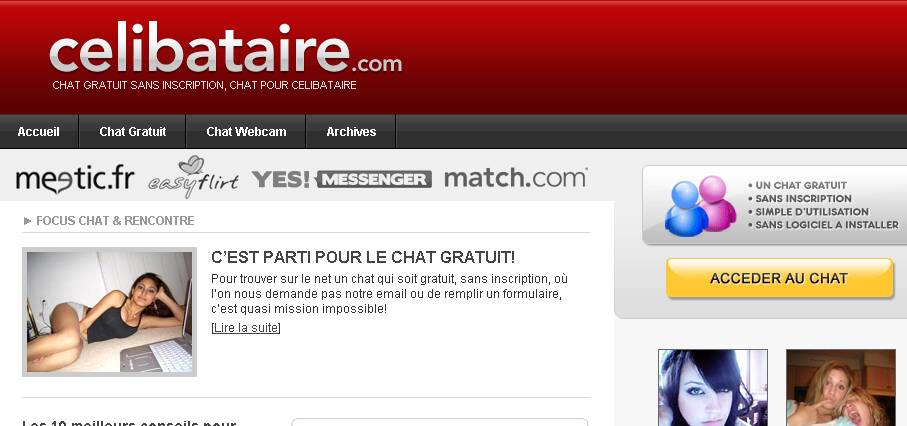 Chat gratuit sans inscription pour mobile