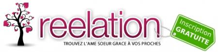 Logo Reelation : site de rencontre sérieux