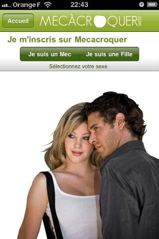 Rencontres sur iphone