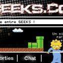Entre-Geeks : le site de rencontre des geeks et geekettes